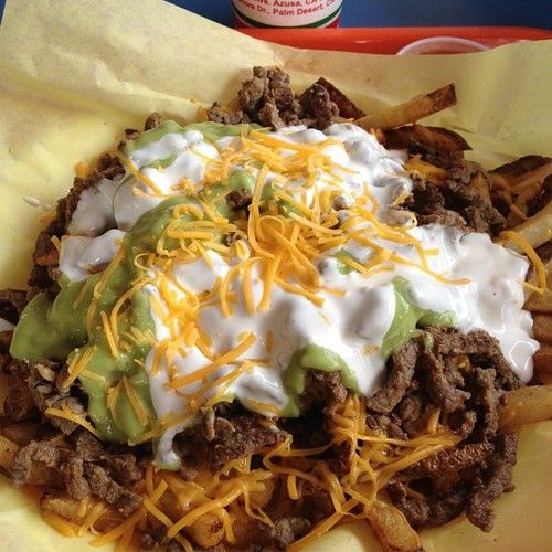 ... Carne Asada Fries on Pinterest | What is carne asada, Carne asada and