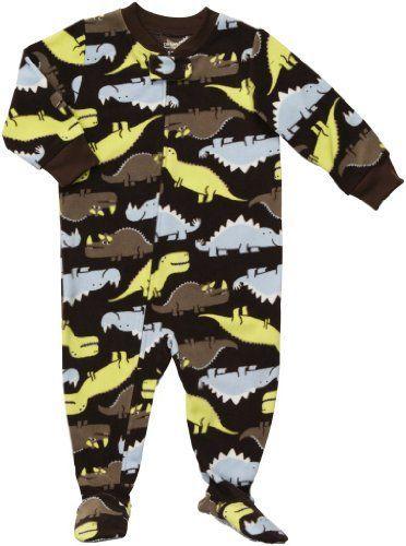 fe37a39532 Carter s Boys Fleece Footed Blanket Sleeper Pajamas « Clothing Impulse