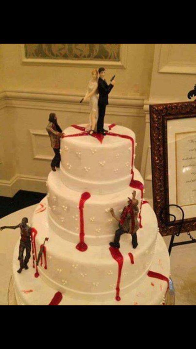 Gamer wedding cake