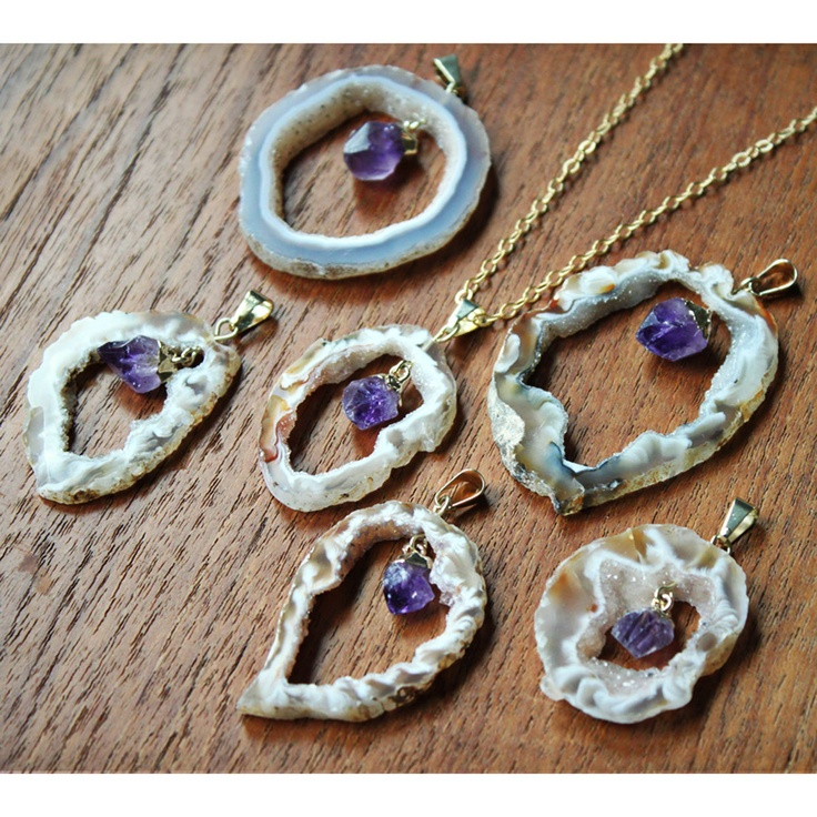 http://fab.com/sale/7814/enb1bt/?fref=sale-invite-tw | Floating Amethyst Necklace