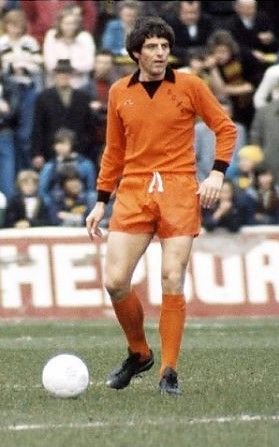 Walter Smith Dundee United 1977