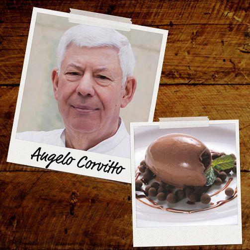 Angelo Corvitto, uno de los mejores heladeros del mundo, presente en #Mexipan2016.  #Mexipan #gelato #helado #curso #gelatoitaliano #heladoitaliano #cdmx #mexicocity #mexico #wtc #expo #pan #bread #postre #repostería