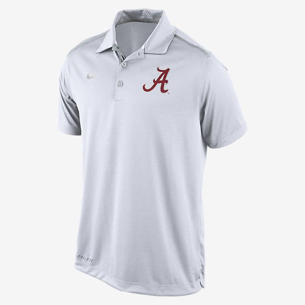 17 best images about college golf shirts on pinterest for Alabama crimson tide polo shirts