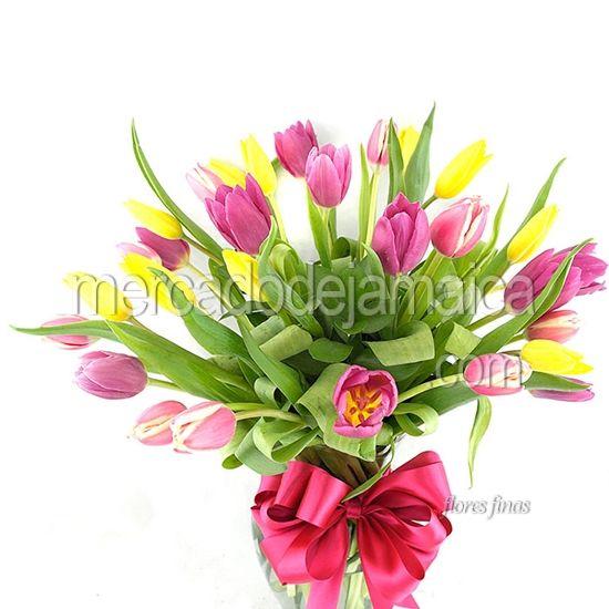 Florerias de Polanco Tulipanes Royal Design !| Envia Flores
