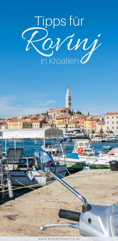 Du bist mitten in deiner #Planung für #Kroatien? #Istrien? Und benötigst noch #Tipps für #Sehenswürdigkeiten? Ich zeige dir, was wir in nur vier Stunden in Rovinj erlebt haben und wieso auch deine Reise in das malerische Rovinj gehen sollte. Mehr Reisetipps für deine nächste Reise findest du auf meinem Reiseblog www.aiseetheworld.de