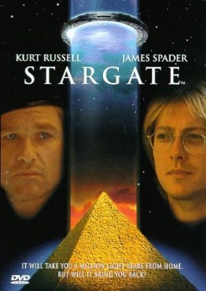 Stargate, with two of my favorite actors - Kurt Russell and James Spader - but I've never seen the film. - Ronni