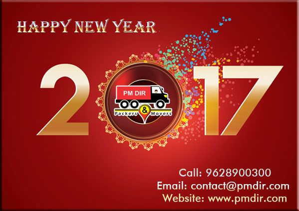 """""""Forget the pains, sorrows, and sadness behind Let us welcome this New Year with big smile #PMDIR team Wishes You All a Happy New Year 2017."""""""
