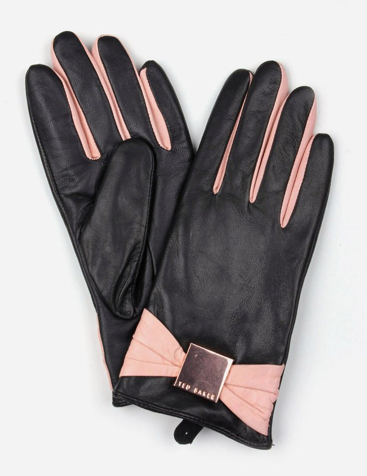Leather Gloves for Women | View All Ted Baker ‹ View All Accessories ‹ View All Gloves