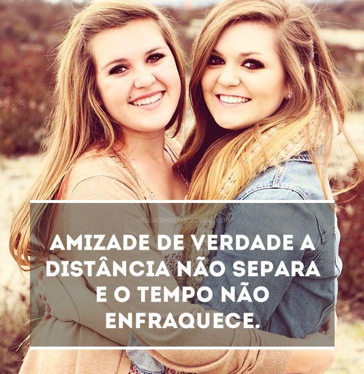 Frases de Amizade Eterna. Confira aqui no Mensagens & Amizade as melhores Frases de Amizade Eterna da internet.