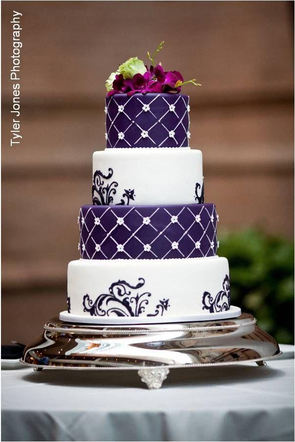 Google Image Result for http://aweddingcakeblog.com/wp-content/uploads/2012/03/Purple-and-White-Wedding-Cake.jpg