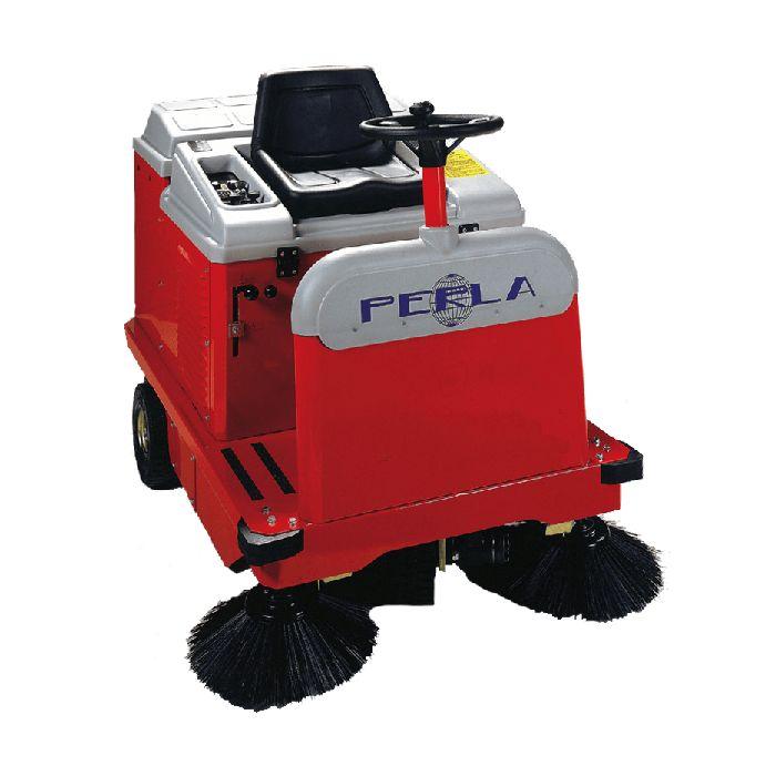 Poli Perla SG70 zamiatarka gazowa LPG .zamiatarka gazowa LPG z elektrycznym otrząsaczem filtra Wygodna w użyciu zamiatarka zasilana silnikiem spalinowym Honda napędzanym gazem LPG. Zamiatarka wyposażona jest w trakcję (przednie koło) oraz jedną szczotkę boczną. Prosta budowa zamiatarki gwarantuje bezawaryjną pracę przez wiele lat.