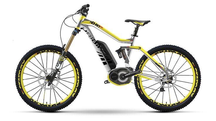 Electric mountain bikes - Spawn of Satan or just good fun?