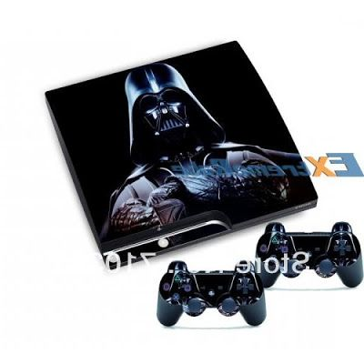 Electronics LCD Phone PlayStatyon: STAR WARS - Darth Vader Video Games & Controller