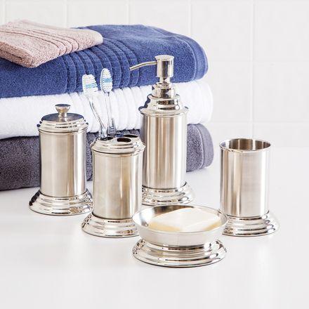 Duke Bathroom Accessories Metallic Decor Pinterest Duke Accessories An