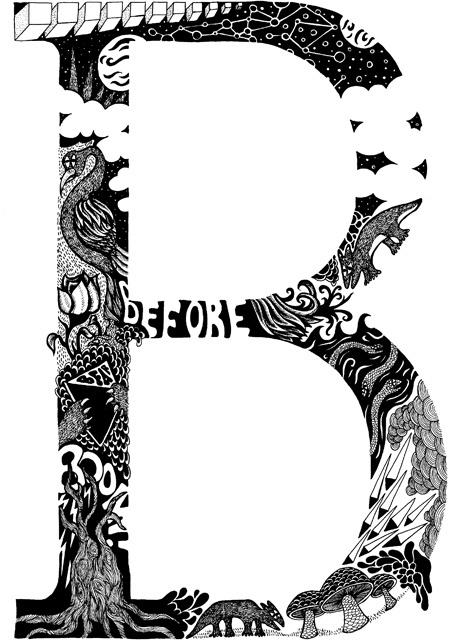 sarah a king typography