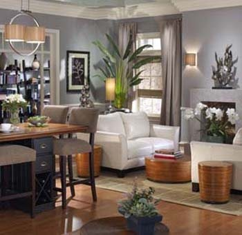 TV Host, Designer & Author Christopher Lowell Shares His Interior Motives and More: Decorating Ideas, Living Room, Room Ideas, Paint Colors, Colour Ideas, Christopher Lowell Designs, Spaces Lighting, Paint Colour