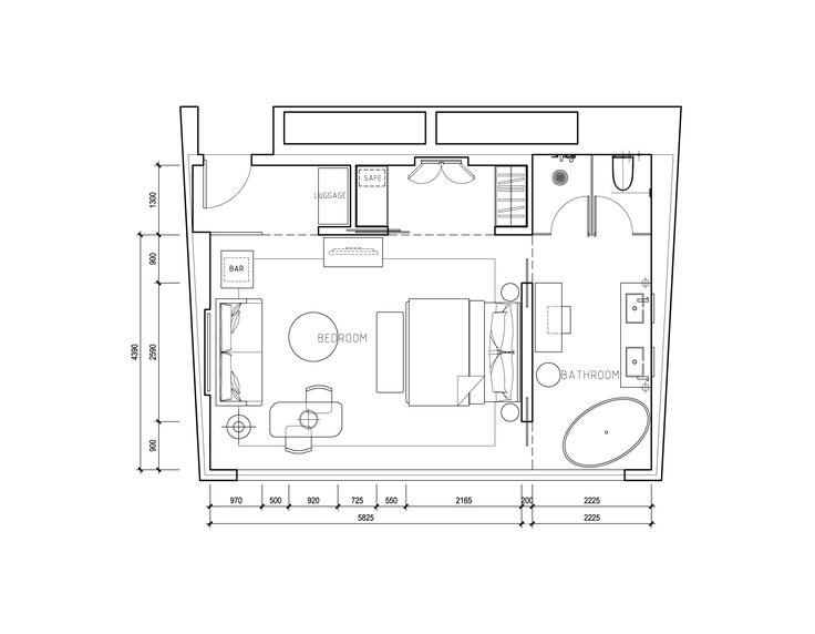 290 best images about Hotel Floor Plan on Pinterest ...