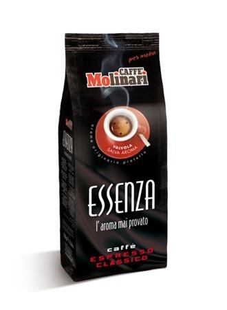 Molinari Essenza Classico, őrölt kávé, 250 gr