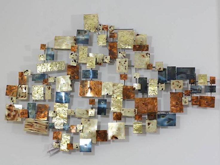 C. Jeré Metalen wandobject Impress