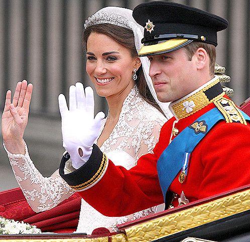 Великобритания: Свадьба принца Уильяма и Кэтрин Миддлтон