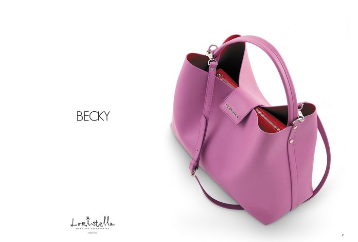 LORISTELLA - Bags and accessories  https://it.pinterest.com/LoristellaBags/pins/ #Loristella #LoristellaBags #Becky #collection #loveforfashion #madeinitaly #leathergoods #genuineleather #fashion #details #style #brand #lifestyle #bags #spring #summer #springsummercollection #bagsandaccessories #outfit #bestoutfit #ladies #women #beauty #superb #urban #street #bag #bags