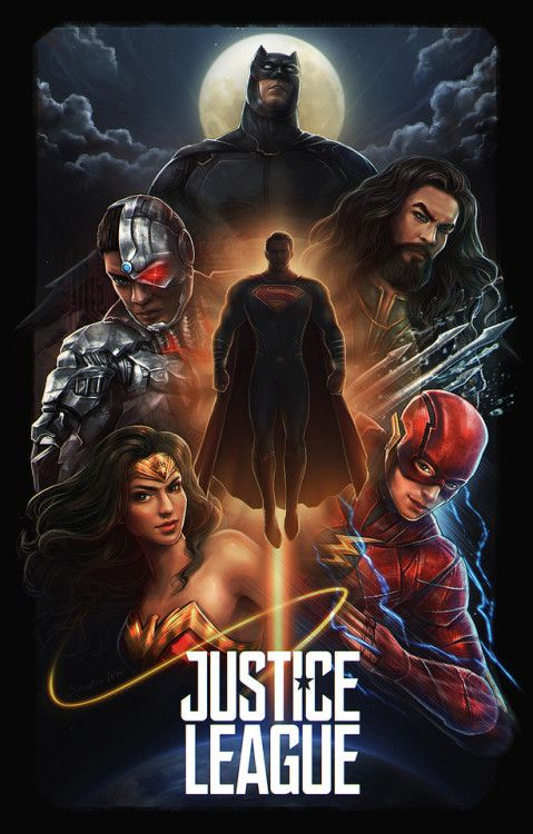 Justice League - Samut Prakan