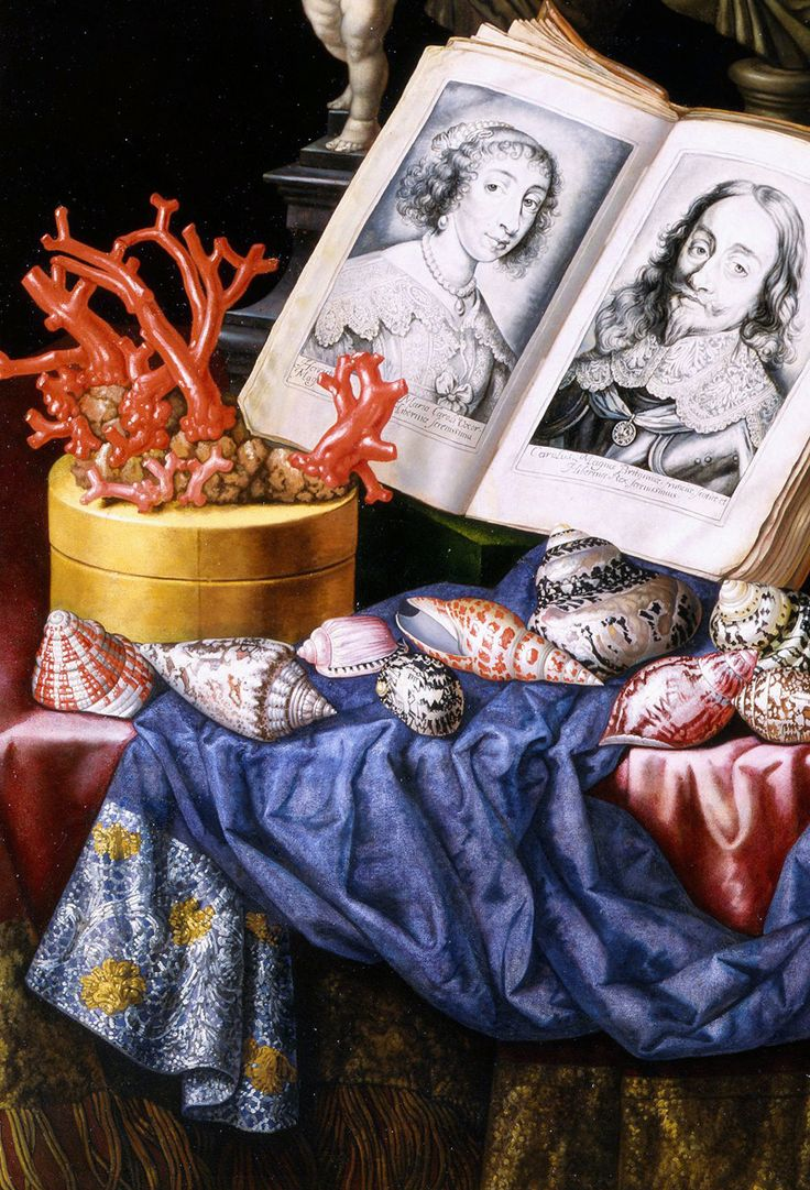 an evaluation of the allegory of charles i of england and henrietta of france Slow art weekend: allegory of charles i of england and henrietta of france in a vanitas still life.