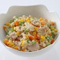 Bubur havermut ayam sayur, sarapan nikmat yang bisa jadi pilihan. Ayo segera kita membuatnya.