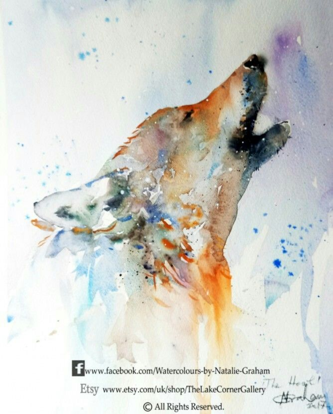 22 best Art - Natalie Graham - Watercolor images on ...
