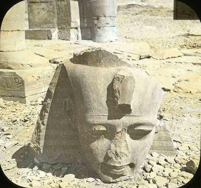 ΠΕΡΙ ΤΕΧΝΗΣ Ο ΛΟΓΟΣ: Η αρχαία Αίγυπτος όπως δεν έχετε ξαναδεί
