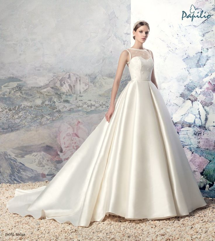 187 best Wedding Dresses: Ballgowns images on Pinterest | 2017 ...