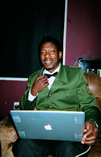 ridiculous / Whod have thought Nigerian Email Scammer would make such a stately Halloween costume? phil_vangelakos