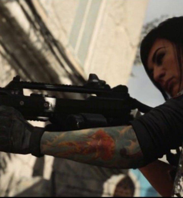 Call of Duty®: Modern Warfare® (PART 2) New Sexy Mara