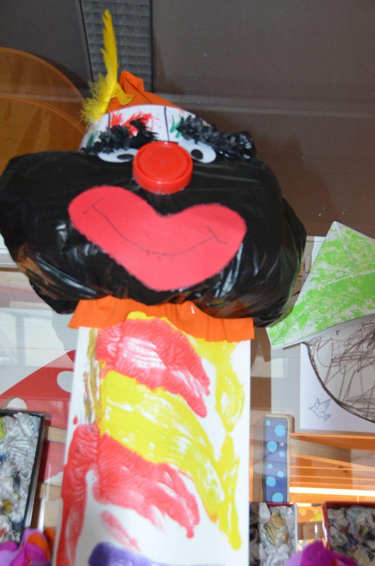 Zwarte Piet, peuterklas