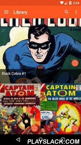 Astonishing Comic Reader  Android App - playslack.com ,  Astonishing Comic Reader is a next-gen comic reader full of stunning features! With an elegant and simple interface, this app allows you to browse and read all your comics on your device. Reading a comic has never been so easy, thanks to a simple navigation system and a powerful zoom feature.Organize all your comics in customizable collections, or use the powerful search feature to find what to read. Use the intelligent suggestions…