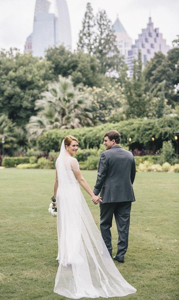 intimate wedding packages atlantga%0A Garden Wedding at Atlanta Botanical Garden