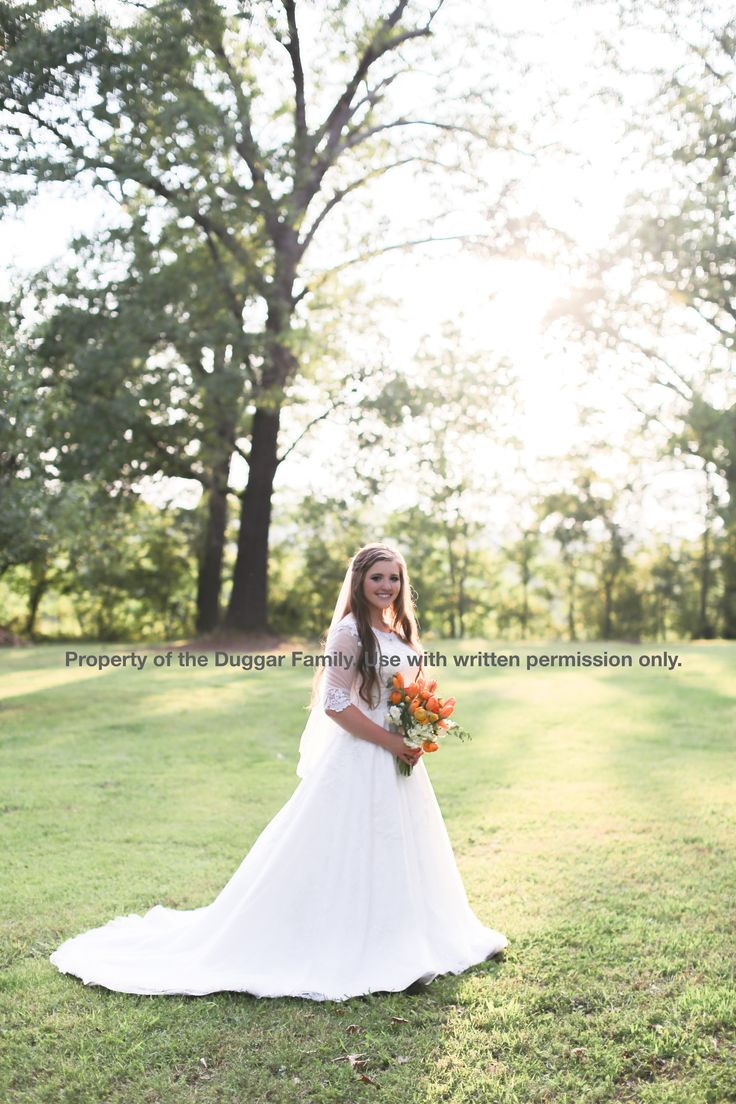 Joy and Austin Share Wedding Photos!! - Duggar News - The Duggar Family