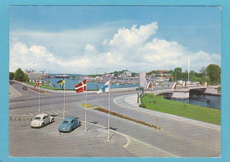 Tønsberg, Norway 1960's