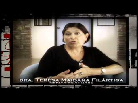 Psicosis: Definición y Características con la Dra. Teresa Maidana - HugoSadh - YouTube