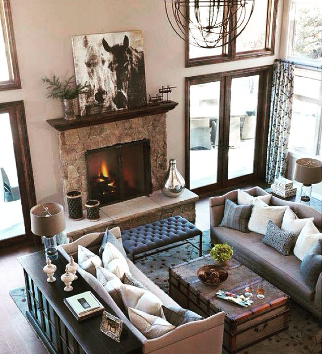 Another Kitchen Family Room Combo: 32 Best Kitchen/living Room Combo Images On Pinterest