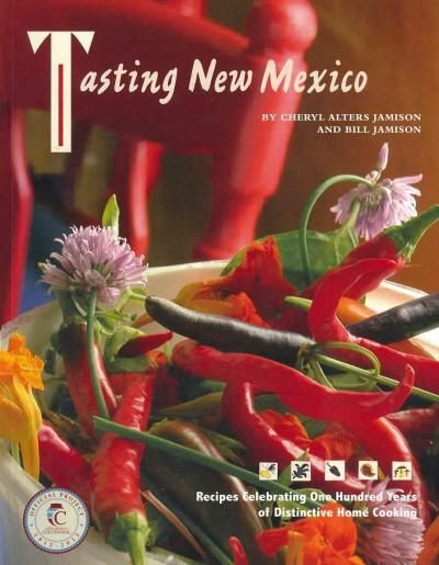 Celebrates the state's truly distinctive cooking, a blend of Native American, Spanish, Mexican, and Anglo influences, in one hundred recipes from throughout the past century.
