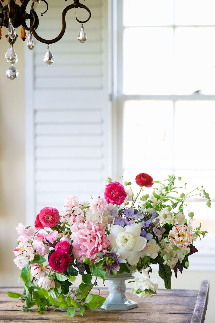 Lotus, passion, ranunculus, rose, tulip, silene, gardenia, flannel, hydrangea, tweedia