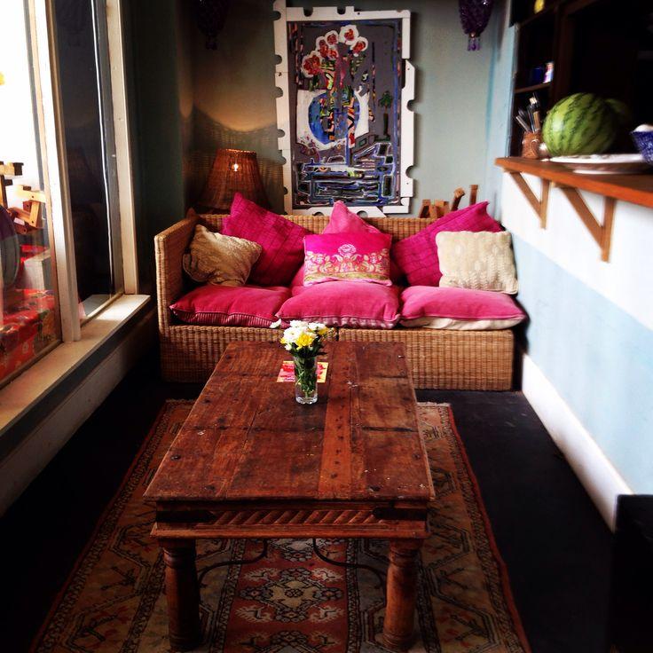 Cafe des artiste Lewes Phoenix rising festival