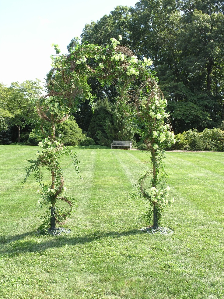 arch decorations for wedding ceremony wedding ceremony arch of flowers outdoor wedding floral 1360