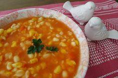 CUARESMA RECIPES | ... Chuales) Soup for Lent | Sopa de Chacales (o Chuales) para la Cuaresma