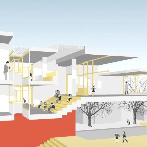 AY Architects URBAN PRIMARY SCHOOL COMP