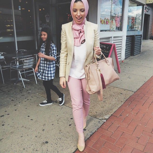 ntagouri's Instagram posts | Pink and Neutrals
