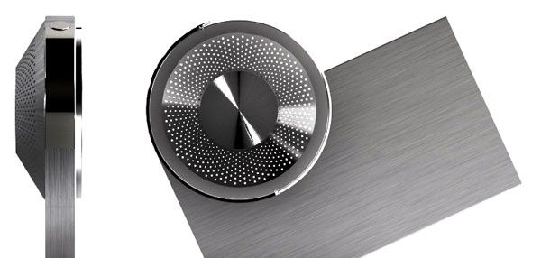 iN.cline - Speaker. The playful form allows the user to rotate the single…