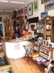Au magasin  -  41, rue Saint-Vincent, Sainte-Agathe-des-Monts, QC