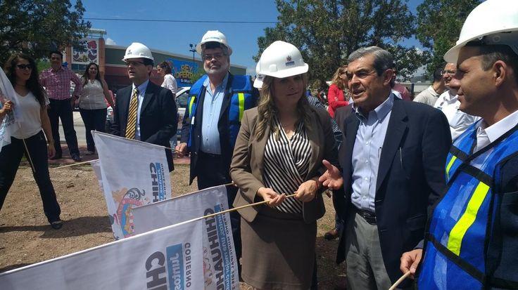 Arranca Maru Campos con la obra de trébol de la Homero, invierte 29 mdp | El Puntero